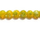 Millefiori glass beads 6R