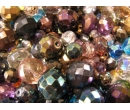 Crystal beads - mix SH