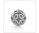 Bead spacers - sterling silver BR