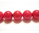 Coral beads 12