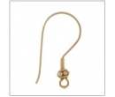 Earring french style - vermeil